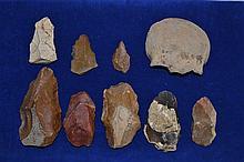 (Archeology) Fist axes