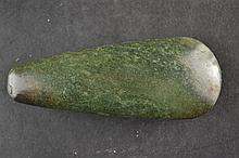 (Asian Antique) Hand axe