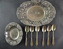 (Silver) Djokja bowls