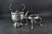 Zilveren Bouilloire - London1918