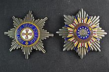 (Militairia) 2 medalls