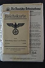 (NSDAP) several items