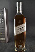 (Whisky) Johnny Walker Platinum