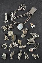 (Jewelry) Bracelet with beads
