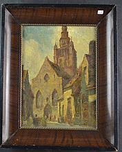 (Art) Painting Haarlem