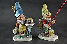 (Ceramics) Goebel midgets