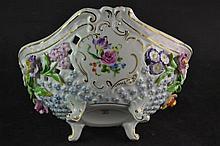 (Antiques) Dresden bowl