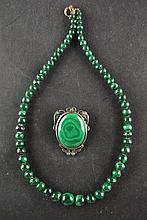 (Jewelry) Malchieten necklace