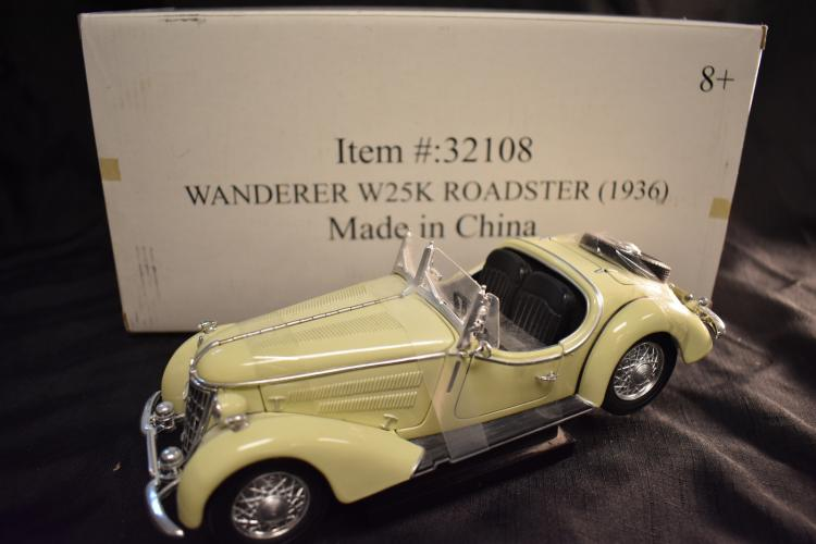 OVP NEU Ricko RIK38449 PKW Wanderer  W25K Roadster