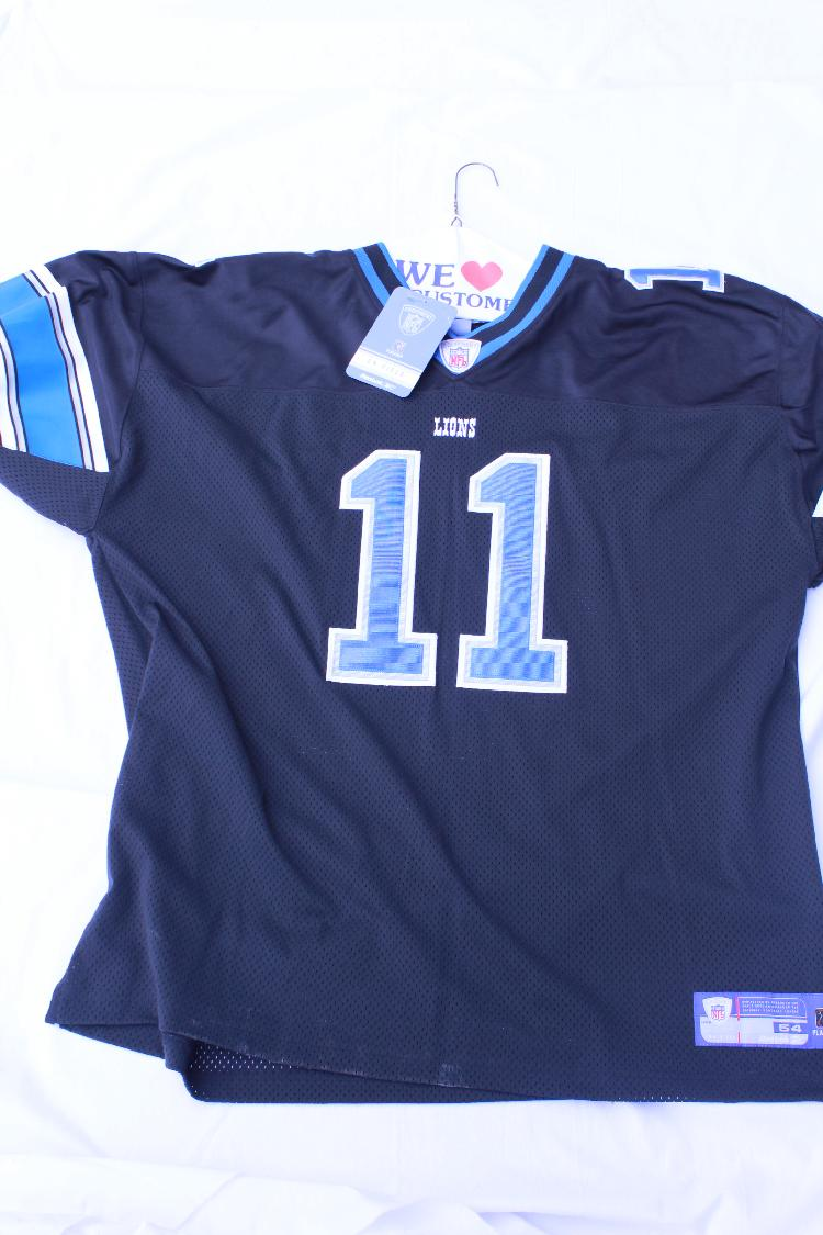 new product c8f5a cdf40 Roy Williams Detroit Lions Authentic Jersey Brand New ...