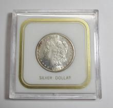 1883 CC CH BU Morgan Silver Dollar