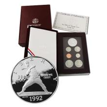 1992 Prestige Proof Set -
