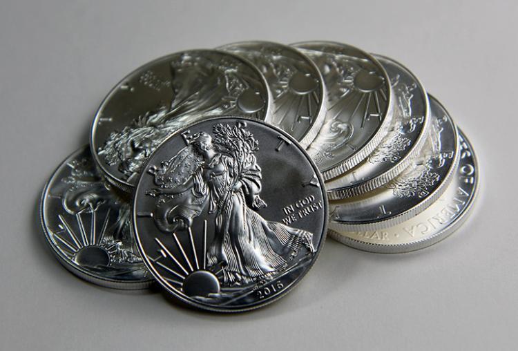 (10) 2016 US Silver Eagles - 10 oz. Silver