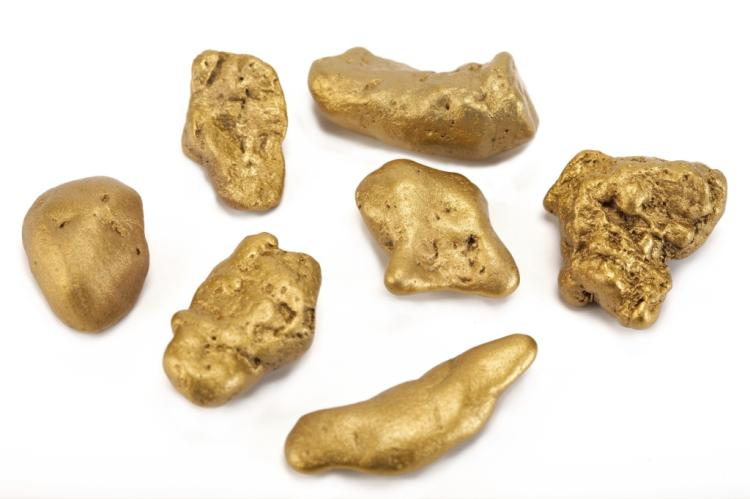 22 grams Natural Gold Nuggets - Mixed Sizes -