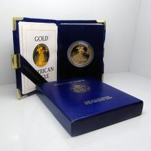 2016 US Mint 1 oz. Gold Proof Bullion
