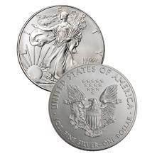 (1) US Silver Eagle