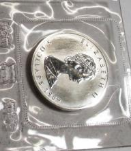 1989 COllectible Back Date 1 oz Silver ML