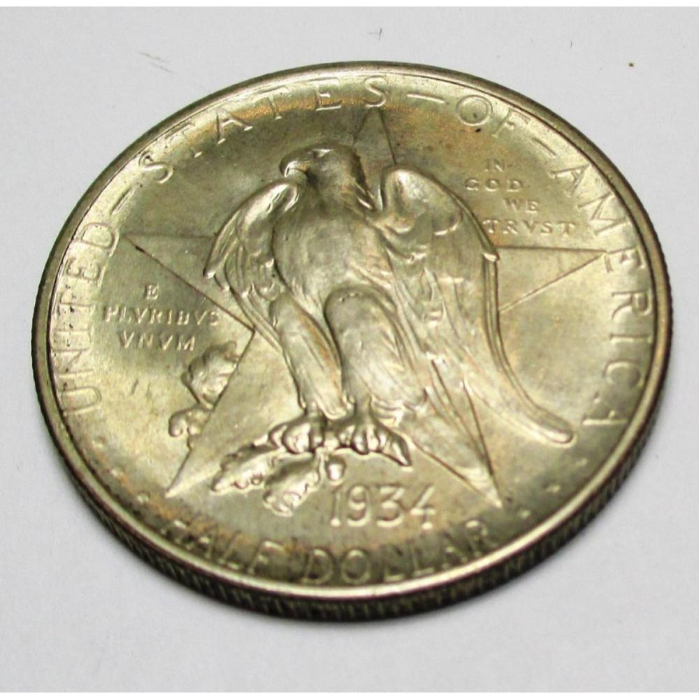 1934 Texas Half Dollar Commemorative