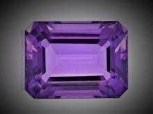 11.25 ct. Natural Amethyst Gemstone