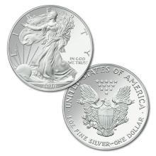 2016 US Silver Eagle BU Grade