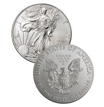 2016 US Silver Eagle