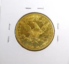 1887 s $ 10 Gold Liberty