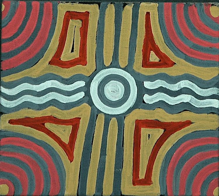 NARPULA SCOBIE NAPURRULA WOMEN'S CEREMONY 1998