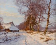 Holtrop (Holtrup), Jan (1907 - 1995, Landschaftsmaler)