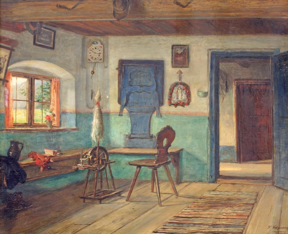 Felgentreff, Paul (Potsdam 1854 - 1933 München),