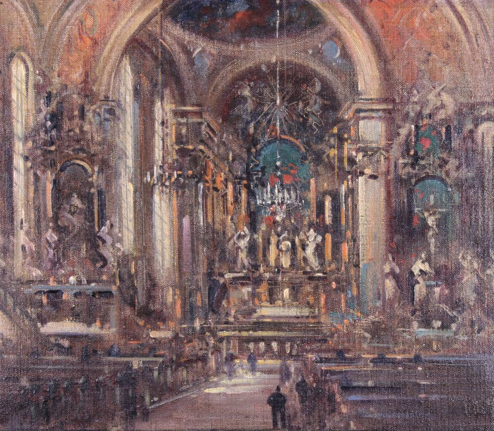 Ham(m)el, Otto (1866 Erfurt - 1950 Lohr a. M.),