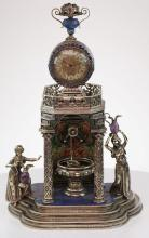 Spring Sale of Fine Objects of Vertu Featuring Two  large private collections