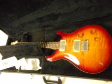 Paul Reed Smith PRS ce 22 Guitar  serial #73113 with case and paper work,