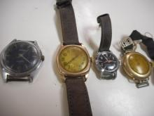 lot of mixed watches  see inventory list  from deceased estate