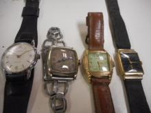 Lot of mixed watches from deceased estate see inventory