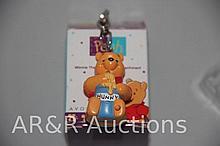 Winnie the Pooh Key Chain