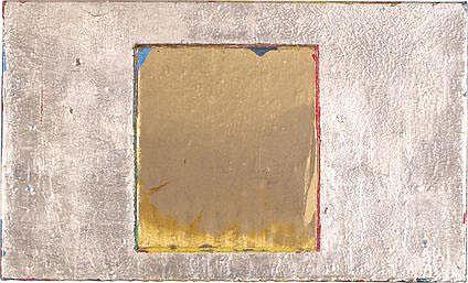 Max Gimblett Mirror - The Active Door mixed media