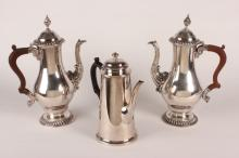 Wonderful Pair of Victorian Style Silver Plate
