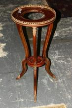 French Torchere Plant Stand,
