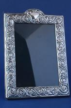 Sterling Silver Photo Frame,
