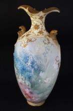 Royal Doulton Porcelain Lucian Ware Vase,