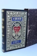Early 20th Century German Bible and Case,