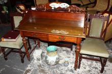 Dutch 19th Century Style Desk,