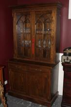 Victorian Style Bookcase,