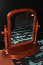 Mid 20th Century Toilet Mirror,