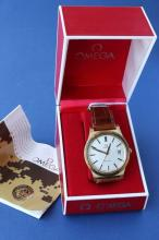 Omega Gentleman's Wristwatch,