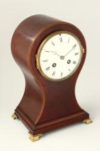 French Marque Deposse Mantle Clock,