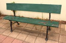 Coalbrookdale Garden Bench,
