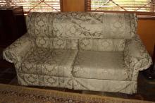 Edwardian Two Seater Lounge,