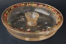 Tibetan Buddhist Offering Dish,