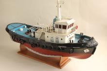 Large Model of a Tug Boat,